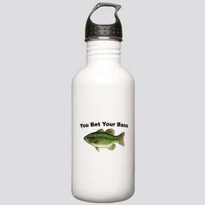 You Bet Your Bass Stainless Water Bottle 1.0L