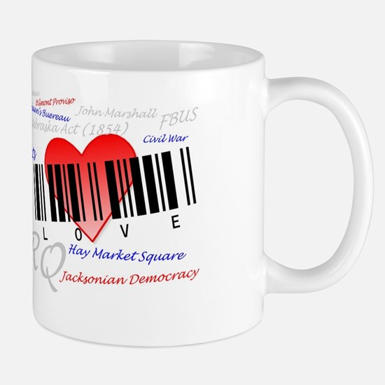 APUSH Love Mug