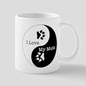 Love My Mutt Mug