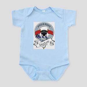 MacLeod Clan Badge Infant Creeper