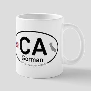 Gorman Mug