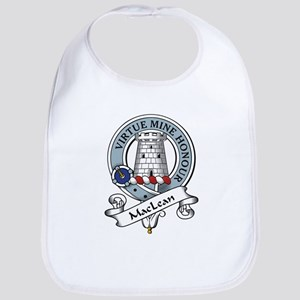 MacLean Clan Badge Bib