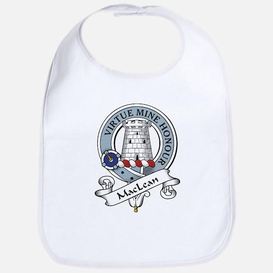 MacLean Clan Badge Bib