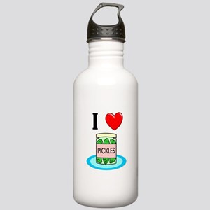 I Love Pickles Stainless Water Bottle 1.0L