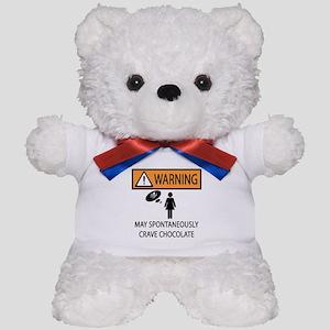 Chocolate Craving Teddy Bear