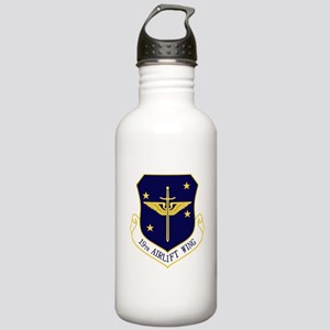 19th Airlift Wing Stainless Water Bottle 1.0L