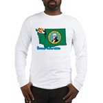ILY Washington Long Sleeve T-Shirt