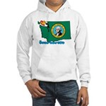 ILY Washington Hooded Sweatshirt