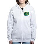ILY Washington Women's Zip Hoodie