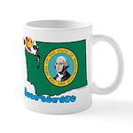 ILY Washington Mug