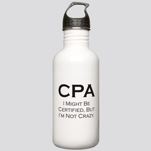 CPA #3 Stainless Water Bottle 1.0L