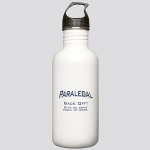 Paralegal / Back Off Stainless Water Bottle 1.0L
