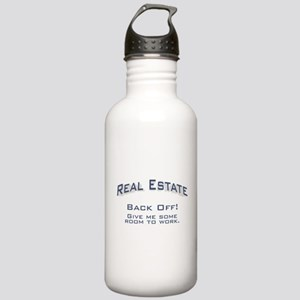 Real Estate / Back Off Stainless Water Bottle 1.0L
