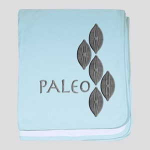 Paleo Diatoms baby blanket