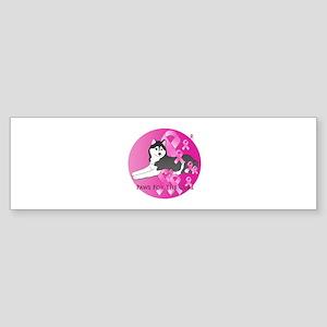 Siberian Husky Sticker (Bumper)