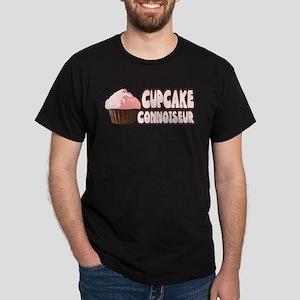 Cupcake Connoisseur Dark T-Shirt