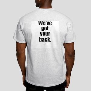 Got your back BJJ Light T-Shirt