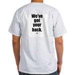Got your back BJJ Light T-Shirt