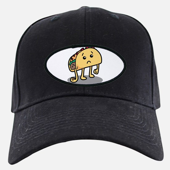 Sad Taco Baseball Hat