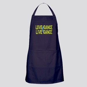 Love Dance Apron (dark)