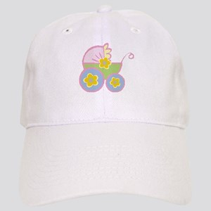 Baby Carriage Cap