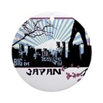 Big in Japan Ornament (Round)