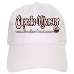 Cupcake Monster Cap