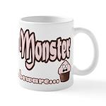 Cupcake Monster Mug