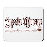 Cupcake Monster Mousepad