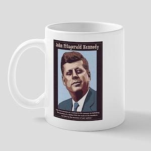 JFK - Measure Mug
