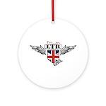 LTR Girl Ornament (Round)