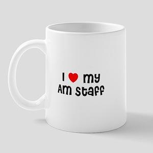 I * my Am Staff Mug