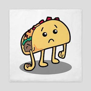 Sad Taco Queen Duvet