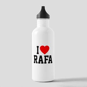 I Love Rafa Stainless Water Bottle 1.0L