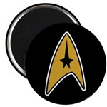 Star Trek Command Magnet (10 pack)