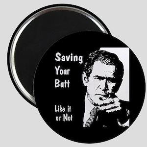 Magnet: Saving Your Butt