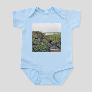 WILD ROSE Infant Creeper