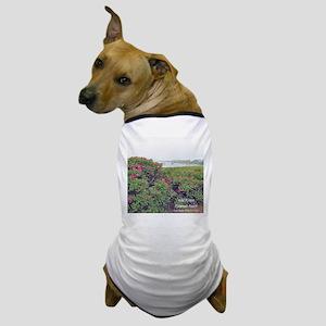 WILD ROSE Dog T-Shirt