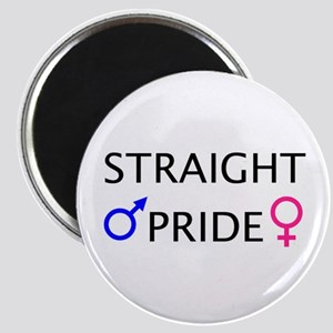 Magnet: Straight Pride