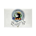 MacLaren Clan Badge Rectangle Magnet (10 pack)