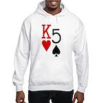 Kh5s Poker Hooded Sweatshirt