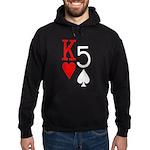 Kh5s Poker Hoodie (dark)