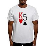 Kh5s Poker Light T-Shirt