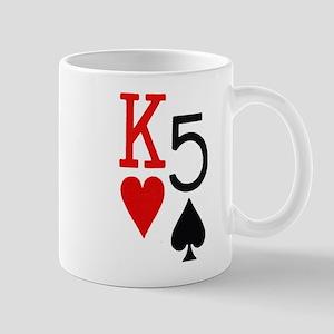 Kh5s Poker Mug
