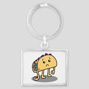 Sad Taco Keychains