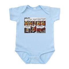 2L0043 - A pilot's worst... Infant Bodysuit