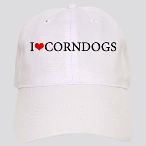 I love corndogs Cap