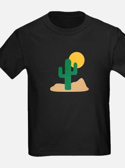 Desert cactus T