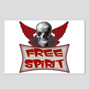 Free Spirit Postcards (Package of 8)