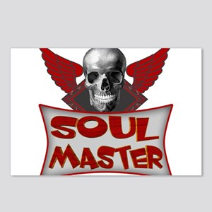 Soul Master Postcards (Package of 8)